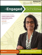 The Engaged Scholar Magazine Cover - Volume 8