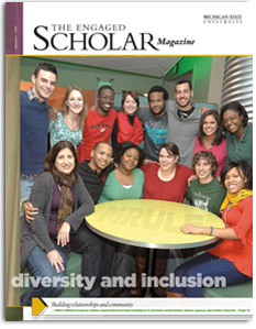 The Engaged Scholar Magazine Cover - Volume 7 (PDF)