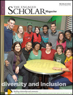 The Engaged Scholar Magazine Cover - Volume 7