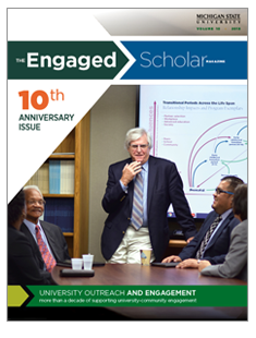 The Engaged Scholar Magazine - Volume 10